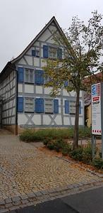 """Buttenheim - Maison natale de M.Levis, """"inventeur"""" du jean à rivets"""