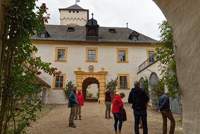 Château Greifenstein à Heiligenstadt