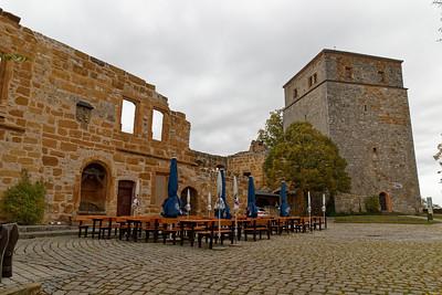 Château Giechburg à Scheßlitz