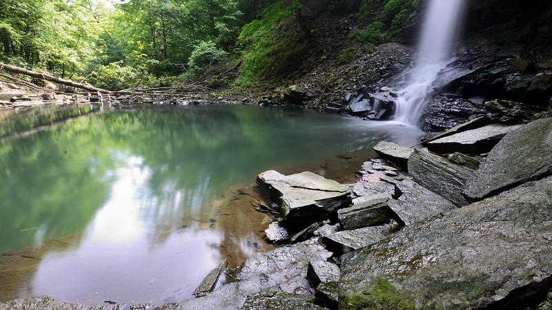 Chedokee Falls, Hamilton, Ontario