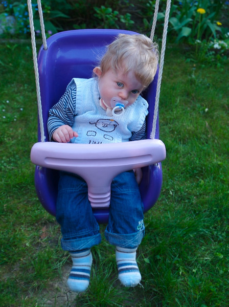 Monday 30th April 2007 - Cai sees what its like to be a swinger