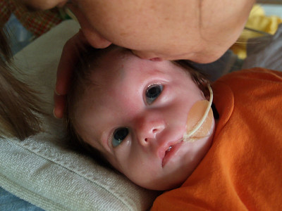 Cai goes back into intensive care 10.11.05 - 23.11.05