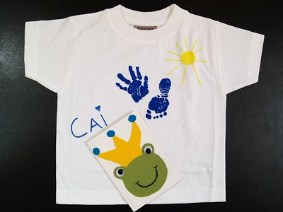Just Cai's T shirt - Cai Dylan Wilcox Born on 12.10.05
