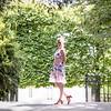 Model: Iuliana Pintea from Excellency Paris Guide