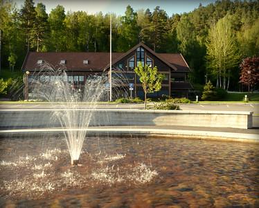 Kommunehuset i Iveland