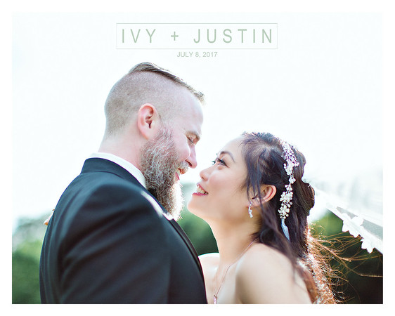 Ivy and Justin Wedding Album