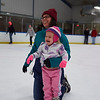 Ivy goes Ice skating for the first time. Age 2.5