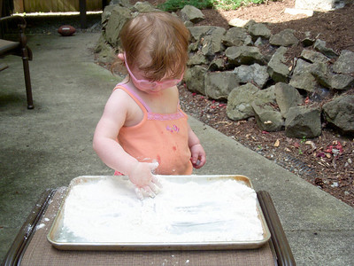 Fun with Flour