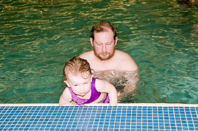 Swimming with Zady