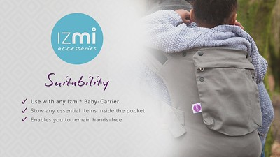 Accessories - front pocket baby & toddler v2