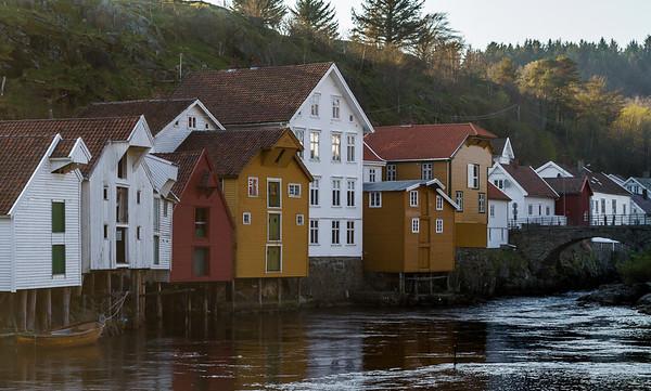 Sogndalstrand, Sokndal Kommune