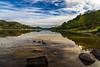 Idyll ved Floen-vatnet, Lutsi i Sandnes kommune.