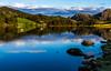 Litlavatnet ved Osland/ Moi, Bjerkreim kommune