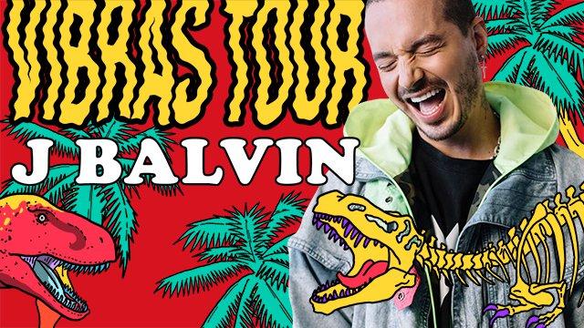 J Balvin - Vibras Tour