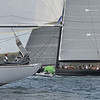 Lionhearted takes line honours in the final race.