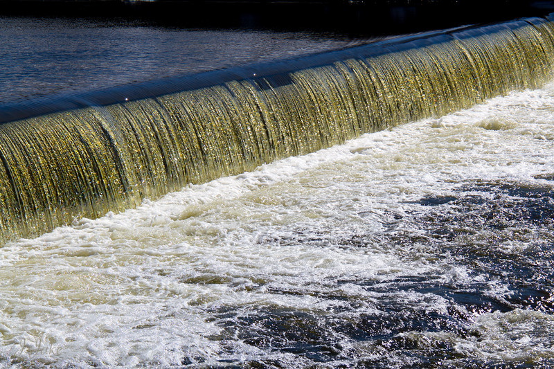 Blackstone River Falls