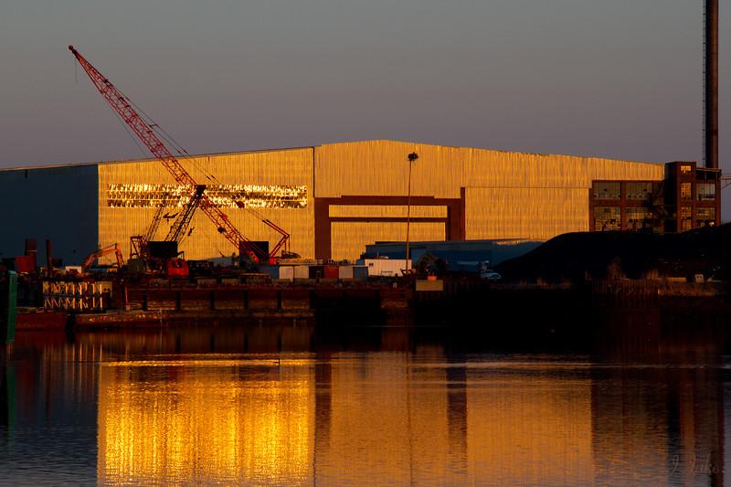 Golden Warehouse