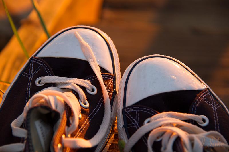 Sneaker Toes