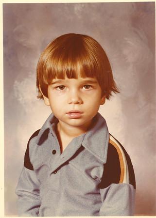 Jason growing up