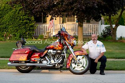 J. Labarge - motorcycle tribute