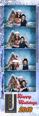 J St Loft Holiday Party 2016