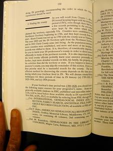 J. Van Lindley Book