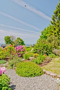 peek view from garden 1