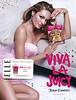 JUICY COUTURE Viva La Juicy 2017 Spain (simple page with promo card  Viva La Juicy Rosé)  '#vivalajuicy'