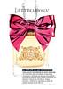JUICY COUTURE Viva la Juicy So Intense 2015 Spain (advertorial Telva small format) 'El perfume de las fashionistas'