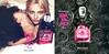JUICY COUTURE Viva la Juicy Noir 2013 US (recto-verso with scented strip) small format 'Introducing...'