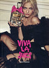 JUICY COUTURE Viva La Juicy 2012 UK<br /> MODEL: Sasha Pivivarova (Russia), PHOTO: Inez & Vinoodh