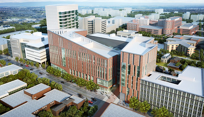 HOK Renderings Jacobs School of Medicine and Biomedical Sciences