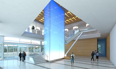 HOK Jan 2014 130927_Main Lobby_view2_TGA