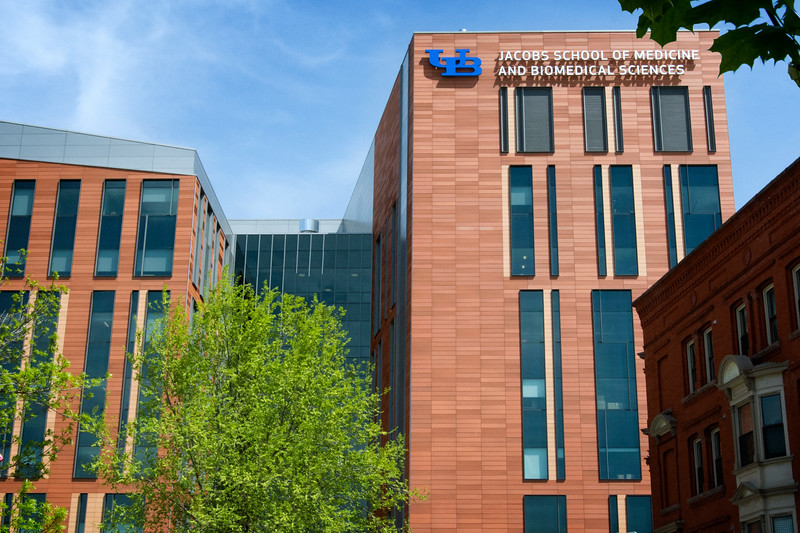 Jacobs School of Medicine and Biomedical Sciences at the University at Buffalo; 2018