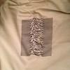"Joy Division, 2001. A reprint of the ""Unknown Pleasures"" album cover."
