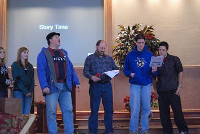 Rehearsal 2007
