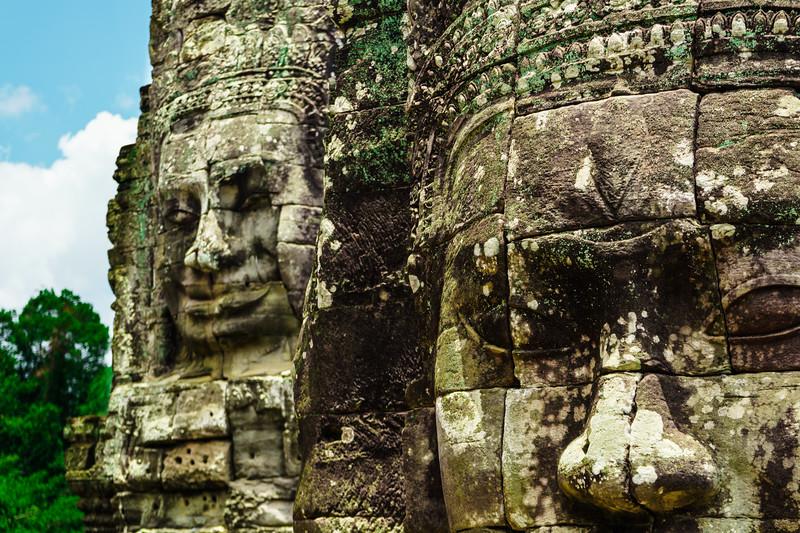 The Bayon - Angkor Thom