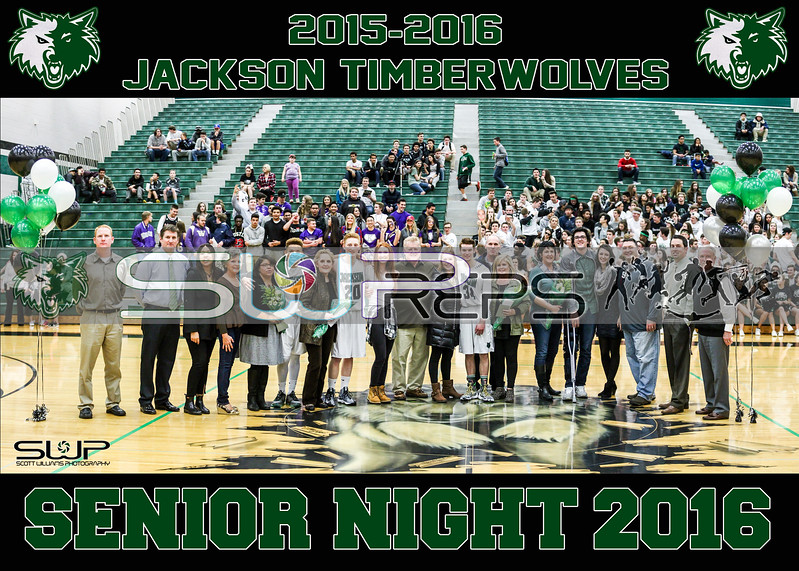 SENIOR NIGHT 5X7