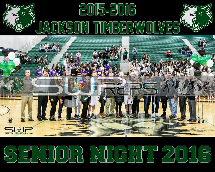 SENIOR NIGHT 8X10