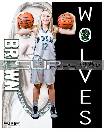 EMILY BROWN POSTER 8X10