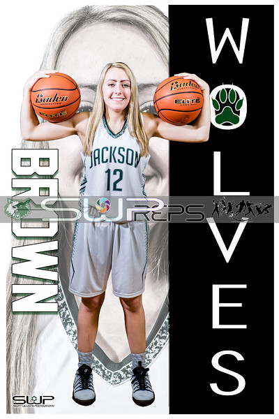 EMILY BROWN POSTER 8X12