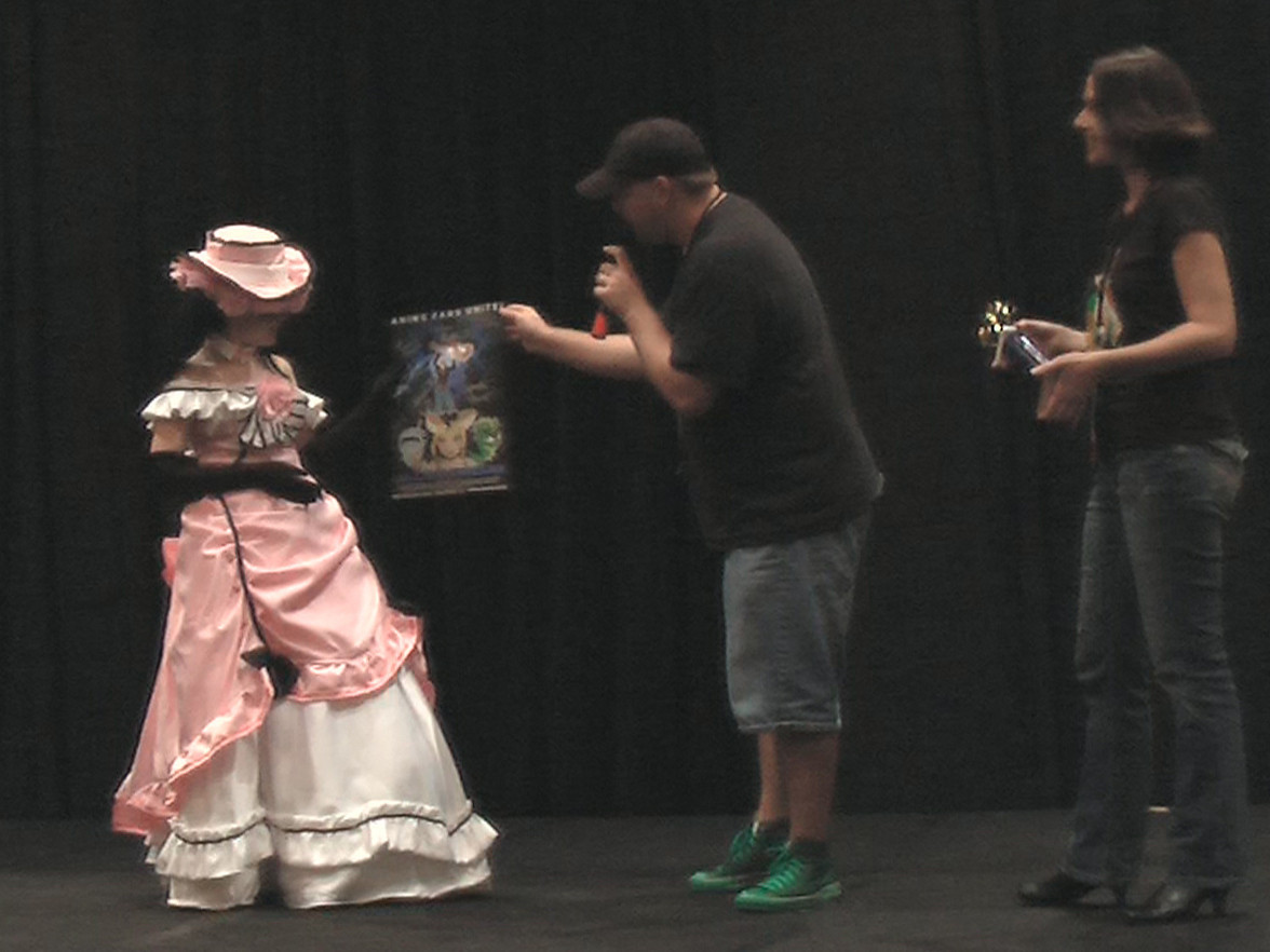 Judges Award to Jessica as Ciel from Kuroshitsuji