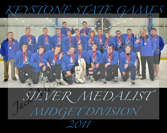 KEYSTONE STATE GAMES TEAM AND AWARD COLLAGES 2011