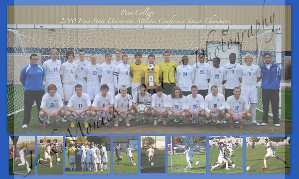 PSUAC CHAMPIONSHIP COLLAGES 2011