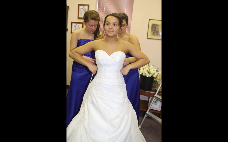 JACQUIE AND NICKS WEDDING