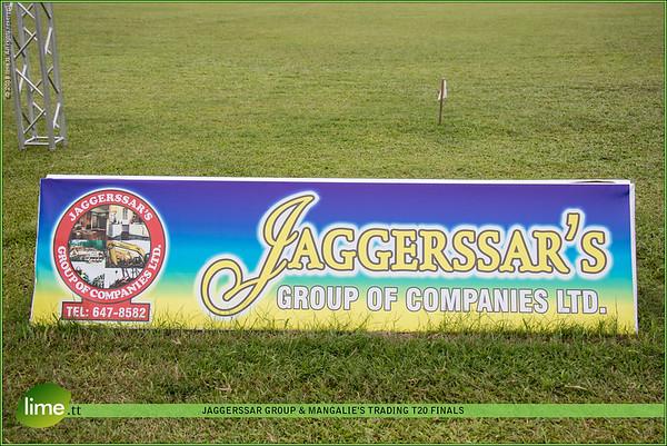JAGGERSSAR GROUP & MANGALIE'S TRADING T20 FINALS