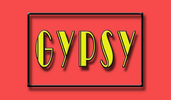 GYPSY! Very Sassy! James Caldwell H.S.