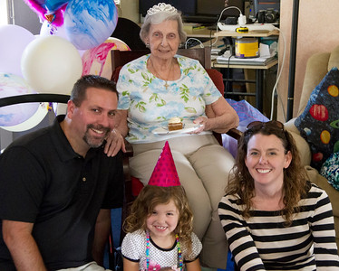 Gram 88th BDay - March 30, 2014