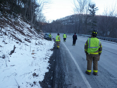 BLYTHE TOWNSHIP ROUTE 61 SAINT CLAIR GRADE 1-10-2010 SECOND ACCIDENT PICTURES BY COALREGIONFIRE
