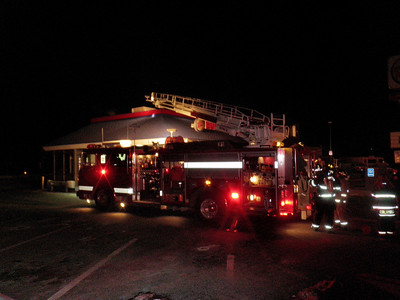 SHENANDOAH BURGER KING FIRE 1-31-2010 PICTURES BY COALREGIONFIRE